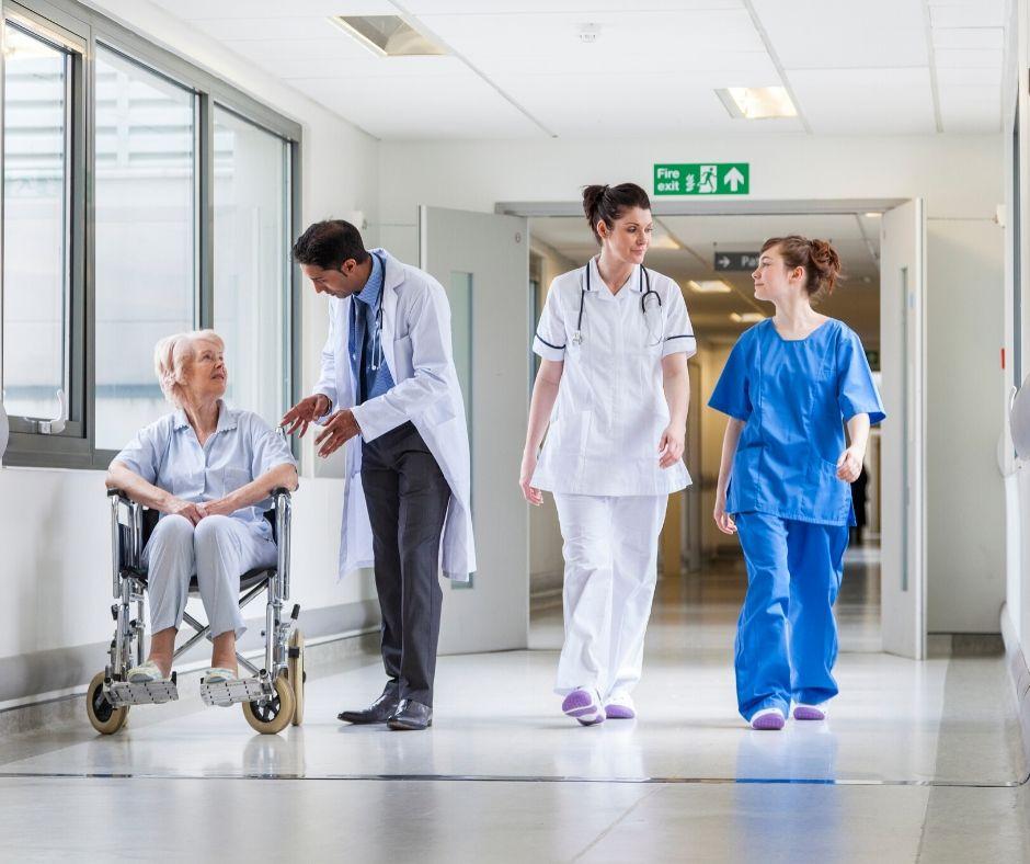 blog CSF crise à l'hôpital et organisation des soins