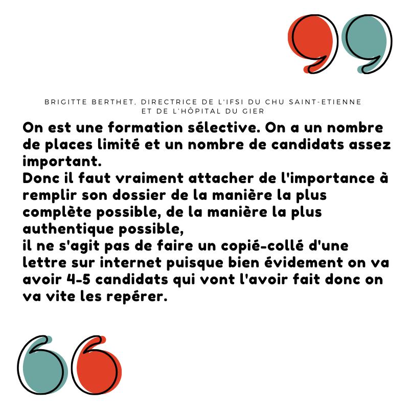 Citation directrice IFSI-anti-lettre-à-trous-projet-motivé