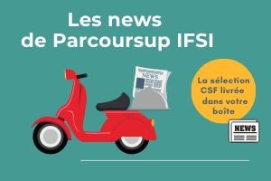 Recevez la sélection CSF des news de Parcoursup IFSI