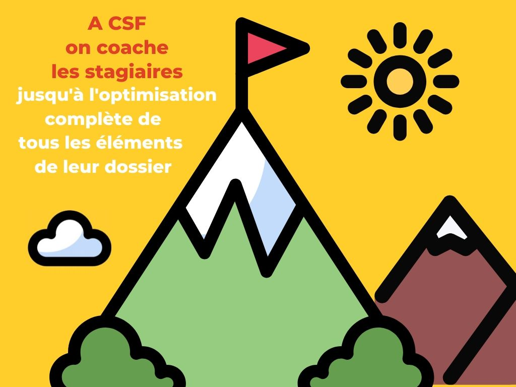 coaching CSF prépa Parcoursup IFSI